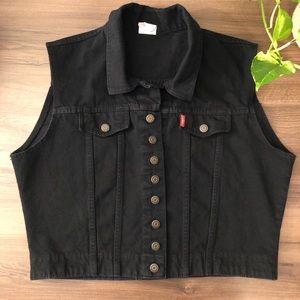 Cobra Vintage Sleeveless Jeans Vest